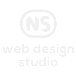 NS Web Design Studio Logo