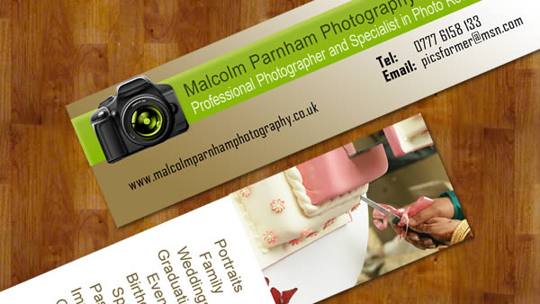Malcolm Parnham Photography Graphic