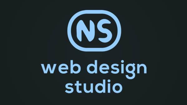 NS Web Design Studio 2016 Logo Graphic