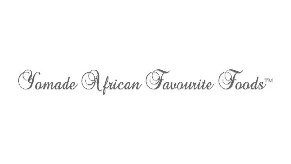 Yomade African Favourite Foods Graphic
